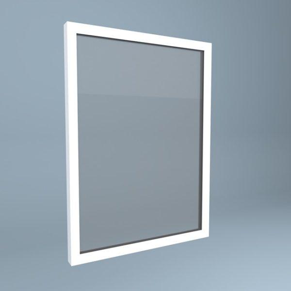 uPVC Window Fixed