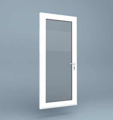 uPVC Door Full Height