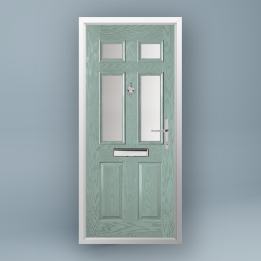 Matisse Chartwell Green Composite Door