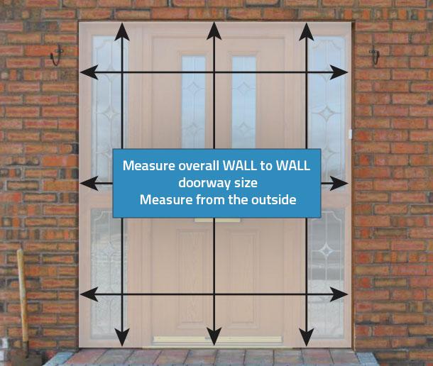 Upvc Door Mid Rail Side Screens Window Supply Direct Ltd