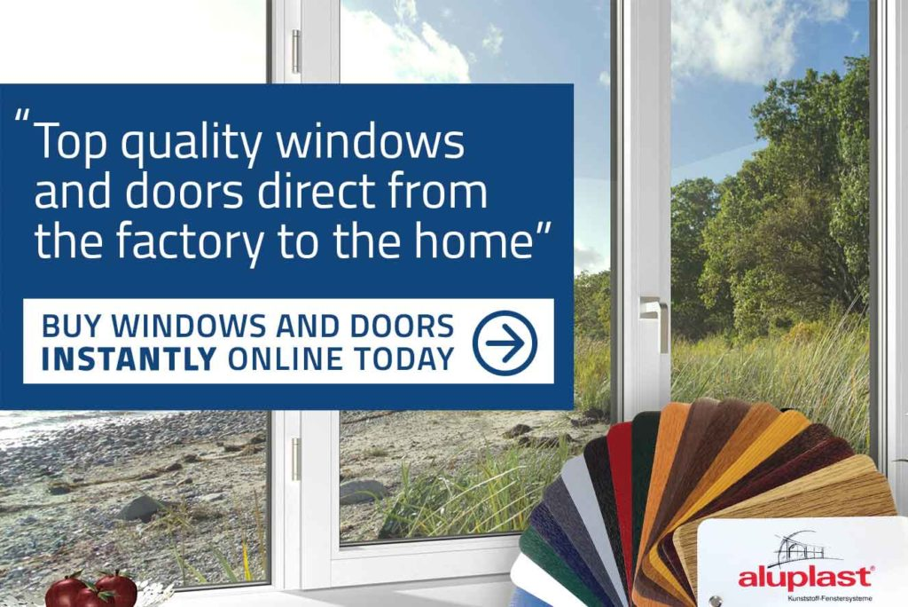 Window Supply Direct Ltd - Exclusive Online Retailer Aluplast Windows