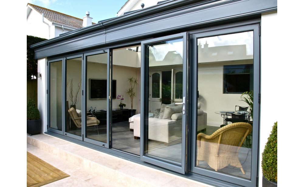 Bifold Doors (Aluminium)  sc 1 st  Window Supply Direct Ltd & Bifold Doors (Aluminium) - Window Supply Direct Ltd