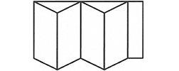 Bifold Door 4-4-0 Standard