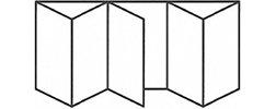 Bifold Door 5-3-2 Standard