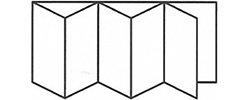 Bifold Door 5-5-0 Standard