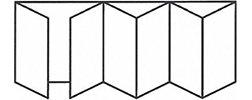 Bifold Door 6-1-5 Standard