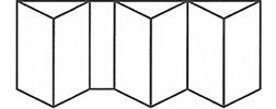 Bifold Door 6-2-4 Standard
