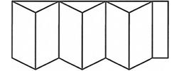 Bifold Door 6-6-0 Standard