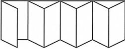 Bifold Door 7-1-6 Standard